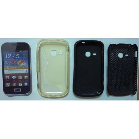 Husa tpu silicon Samsung S6500 Galaxy Mini 2
