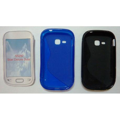Husa tpu silicon Samsung S5292 Star Delux