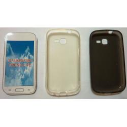 Husa tpu silicon Samsung s7390/s7392