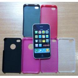 Husa tpu de silicon Iphone 4/4S