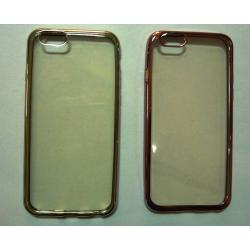 Husa silicon cu margini iphone 6