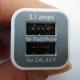 Incarcator auto tip bricheta ipad, iphone si samsung galaxy